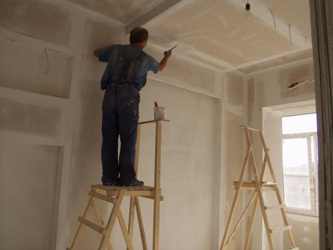 Занимаемся росписью мебели
